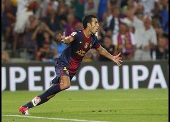 """Pedro: """"En Madrid saldremos a por la victoria y a hacer otro buen partido"""""""