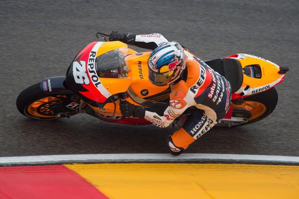 Recital y victoria de Pedrosa en Motorland, Lorenzo segundo