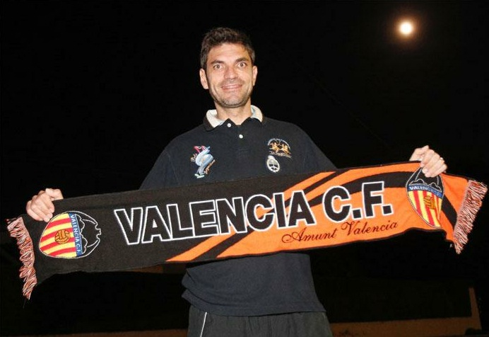 Pellegrino ya está en Valencia