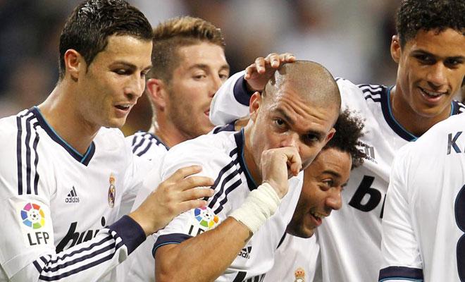 """Pepe : """"Siempre voy a dar el nivel para ayudar a este club tan grande"""""""