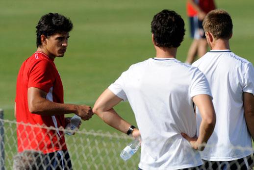 Vuelve Perotti, mientras que Reyes y Bernardo se quedan fuera