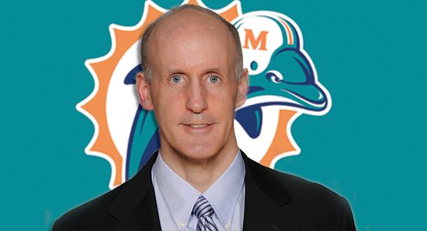 Joe Philbin aterriza en Miami para tomar el mando de los Dolphins