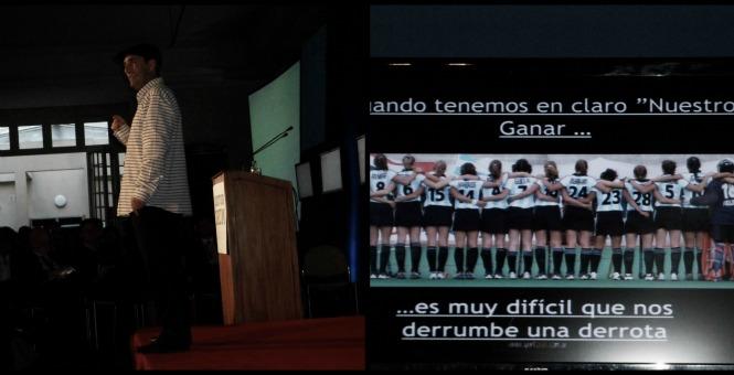 """Sergio Vigil: """"Los sueños se defienden con la vida"""""""