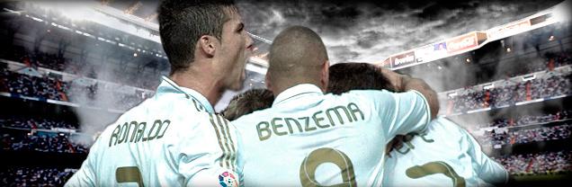 Puntuaciones del Real Madrid campeón: 2011/12