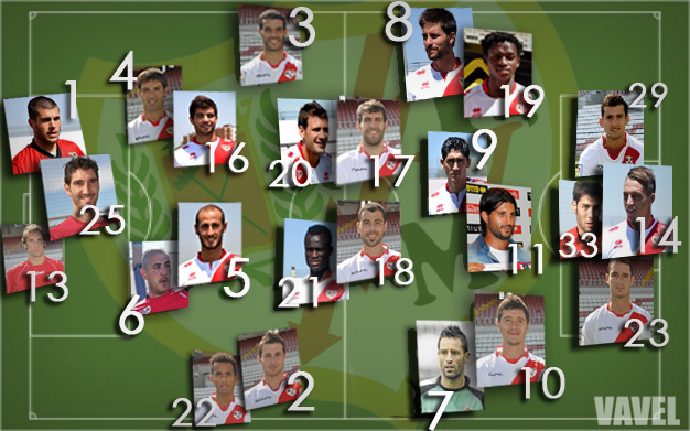 Rayo Vallecano de Madrid 2012/13