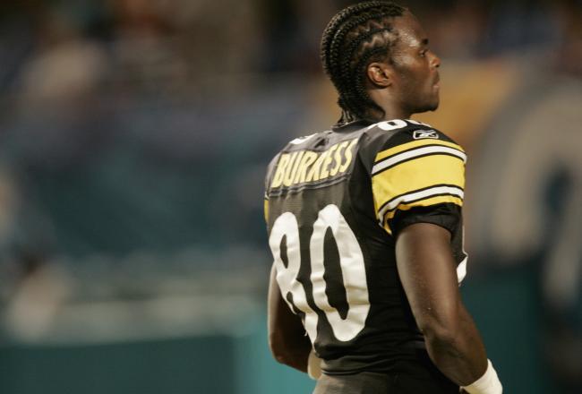 Los Steelers volverán a contar con Plaxico Burress