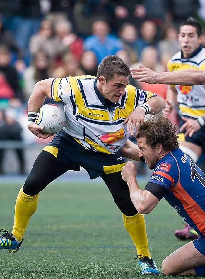 CRC y Cisneros vuelven a la élite del rugby nacional