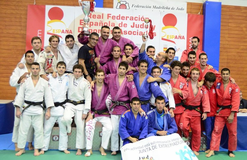 La liga de Judo, esa gran desconocida