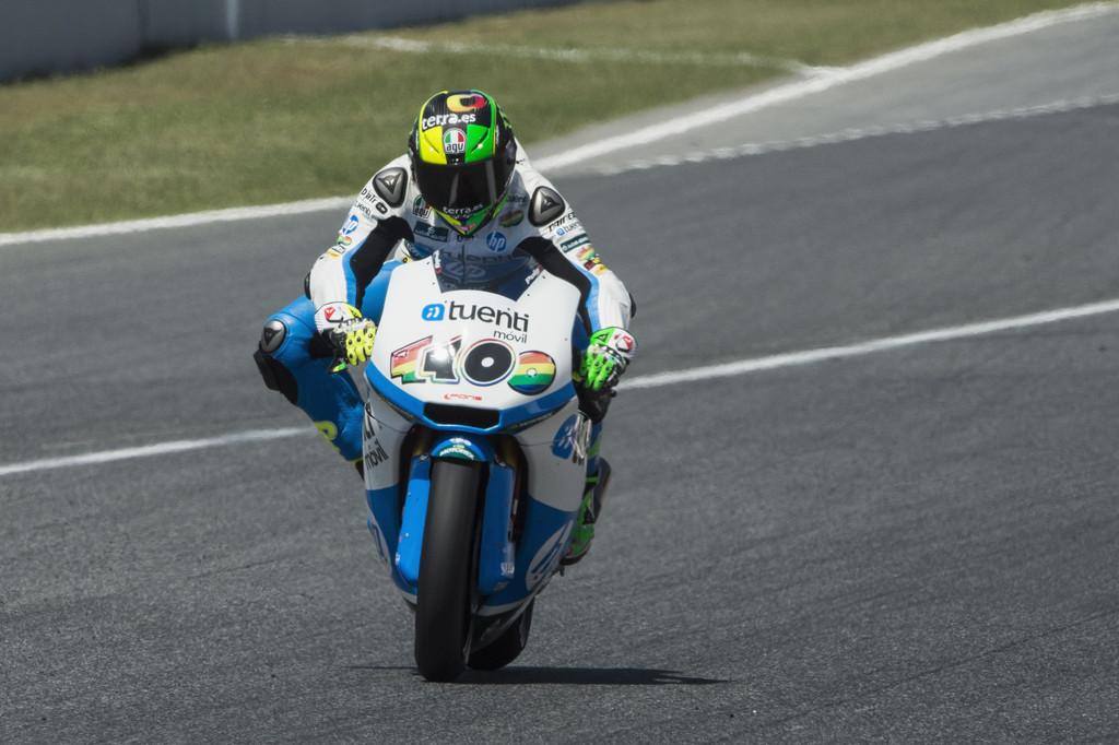 Moto2, Espargaró vittorioso su Rabat