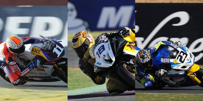 Arenas, Torres y Bonastre saldrán desde la pole en el Europeo de motociclismo