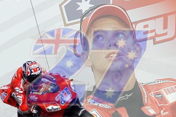 Serial 10 años de MotoGP: 2007, Stoner gana su primer título en MotoGP