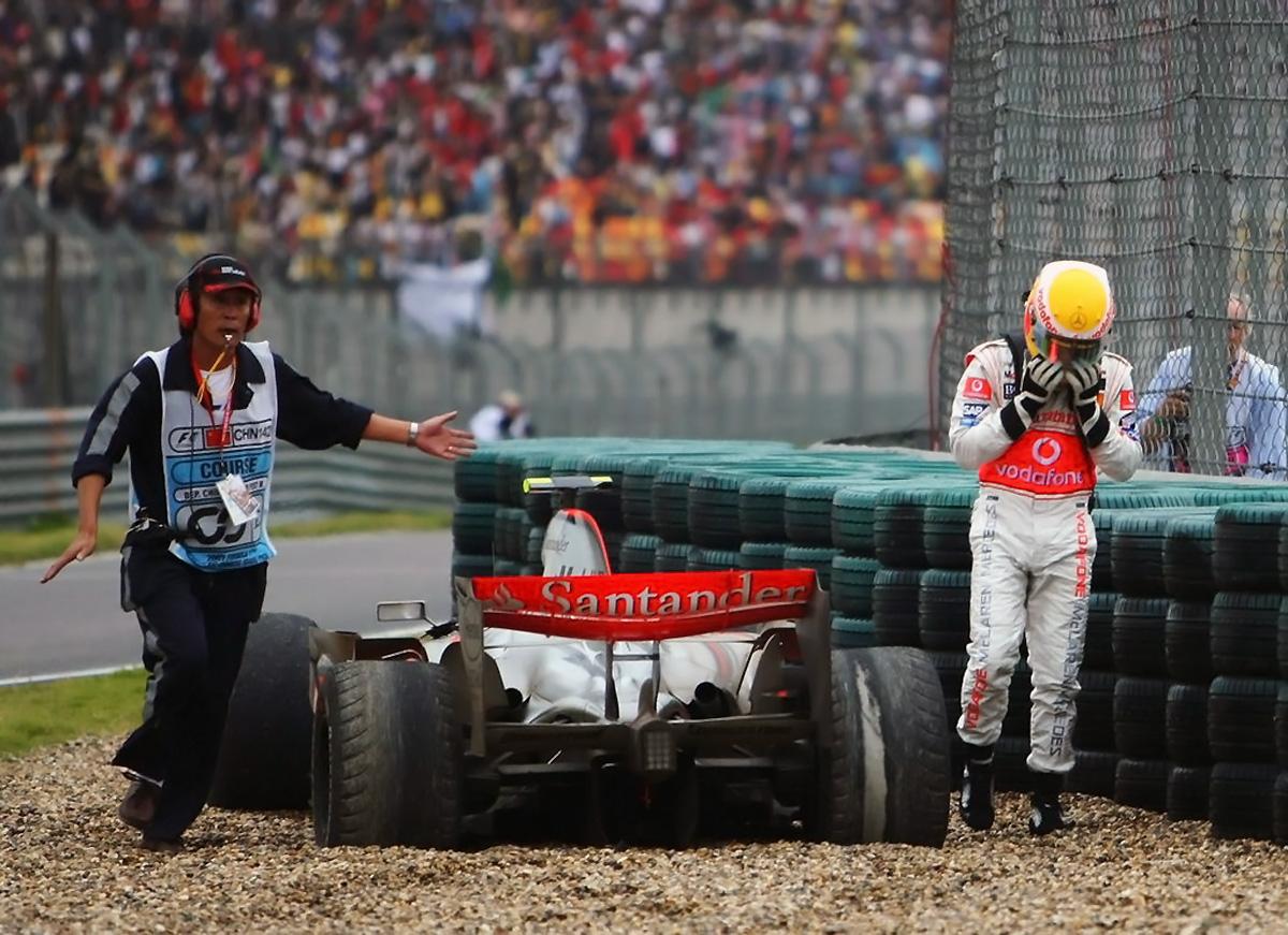 GP de China 2007: El principio del fin para Hamilton y McLaren