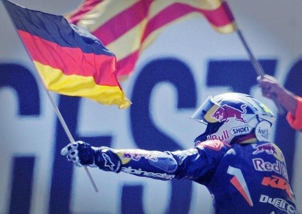 Sandro Cortese consigue la victoria y el liderato en casa