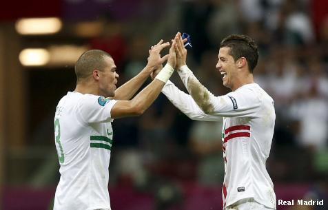 Ocho madridistas, en el equipo ideal de la Eurocopa según la UEFA