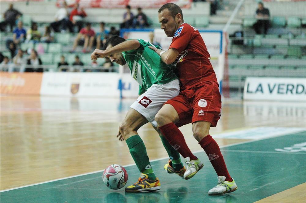 ElPozo Murcia - Triman Navarra: tres puntos adelantados