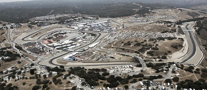GP de los Estados Unidos: los pilotos de MotoGP llegan a su cita con Laguna Seca