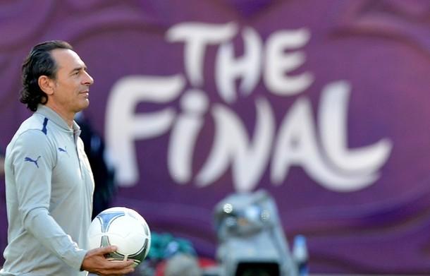 """Prandelli: """"España es el equipo a batir"""""""
