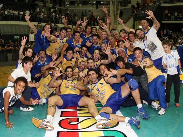 UPCN es el tricampeón de la Liga Argentina de vóley