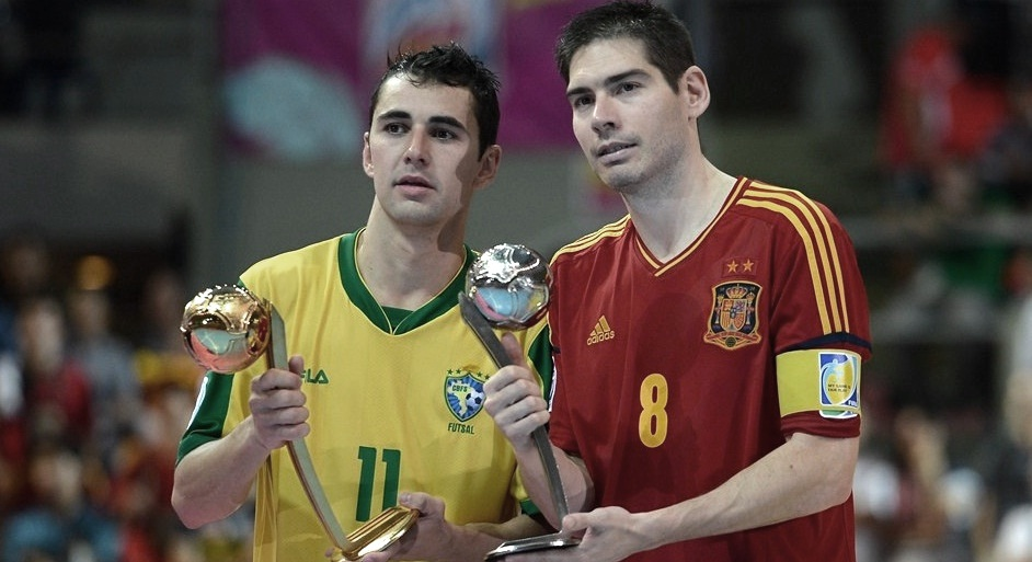 La FIFA corona a Neto como mejor jugador del torneo