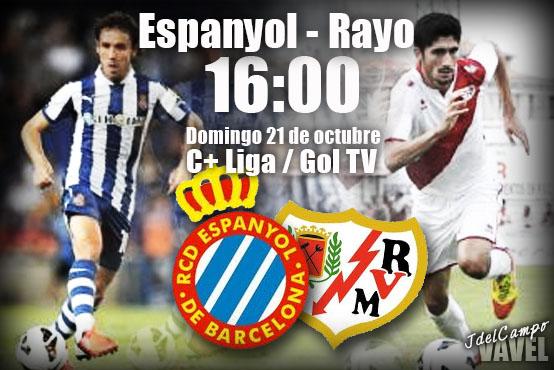 Espanyol - Rayo Vallecano: más que tres puntos en Cornellà