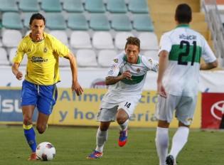 Elche CF - UD Las Palmas: Prueba de nivel