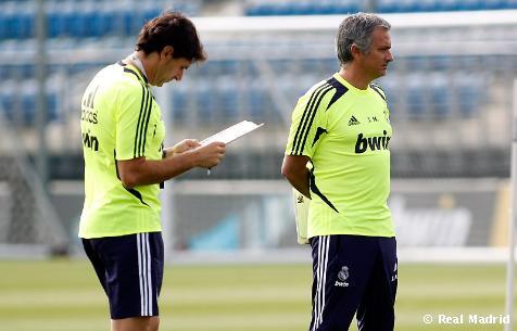 El Real Madrid completó su primer entrenamiento de la pretemporada