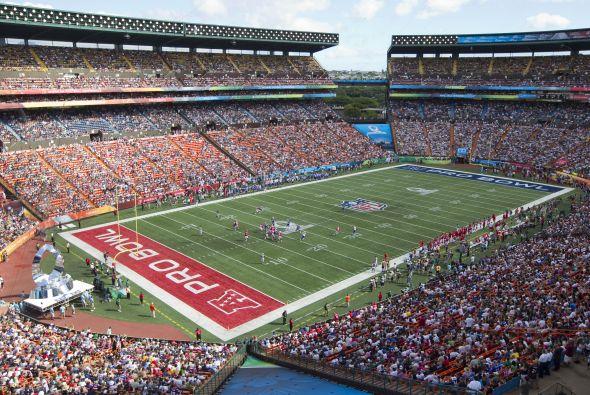 La NFL se desmiente y sí habrá Pro Bowl 2013