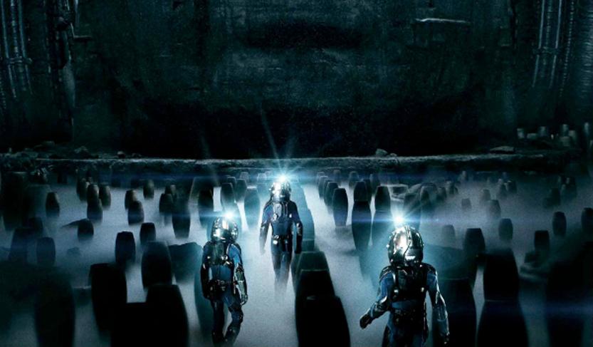 """Prometheus"" de Ridley Scott, la gran huida hacia delante"