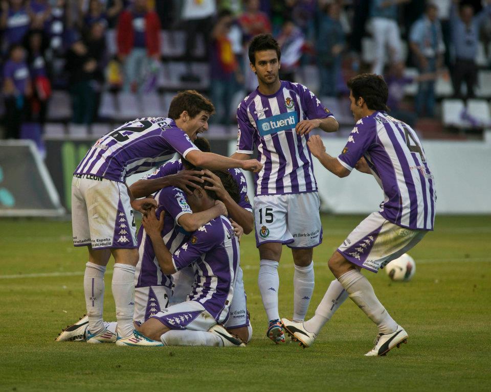 El Valladolid avanza con paso firme