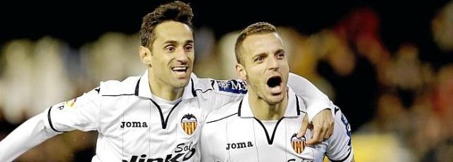 Valencia - Getafe: puntuaciones del Valencia, jornada 17