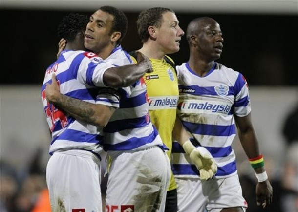 QPR fightback stuns Liverpool