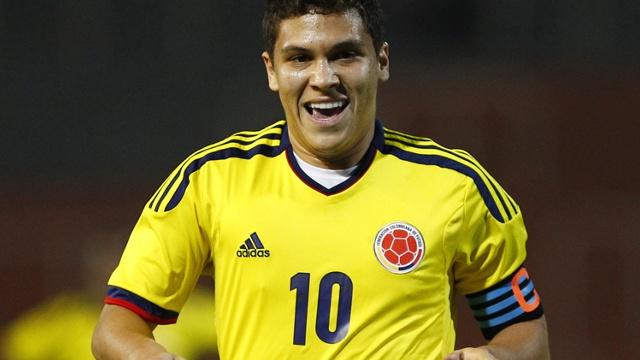 Revelação colombiana, meia Quintero acerta com o Porto