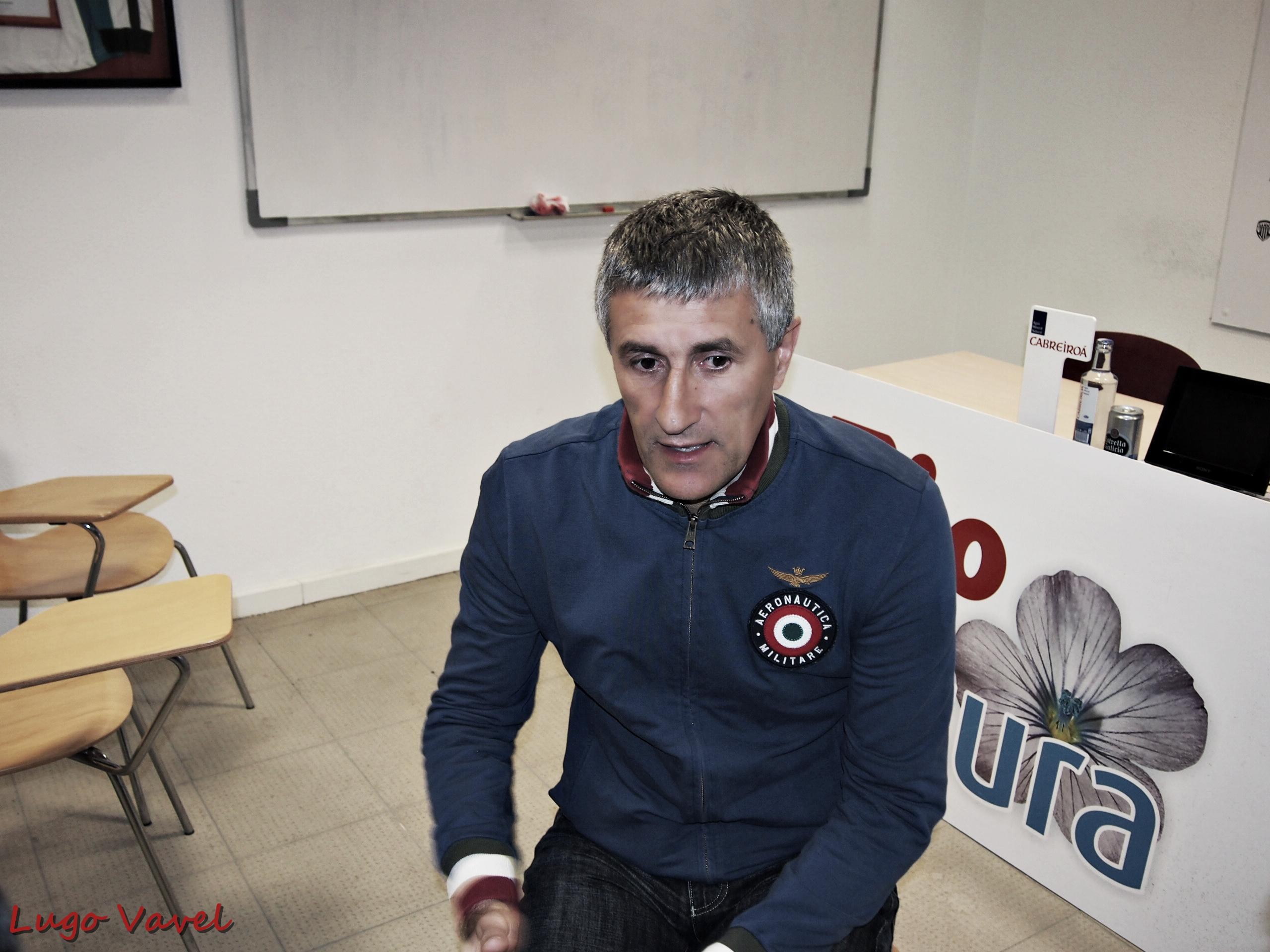"Quique Setién: ""El empate hubiese sido injusto"""