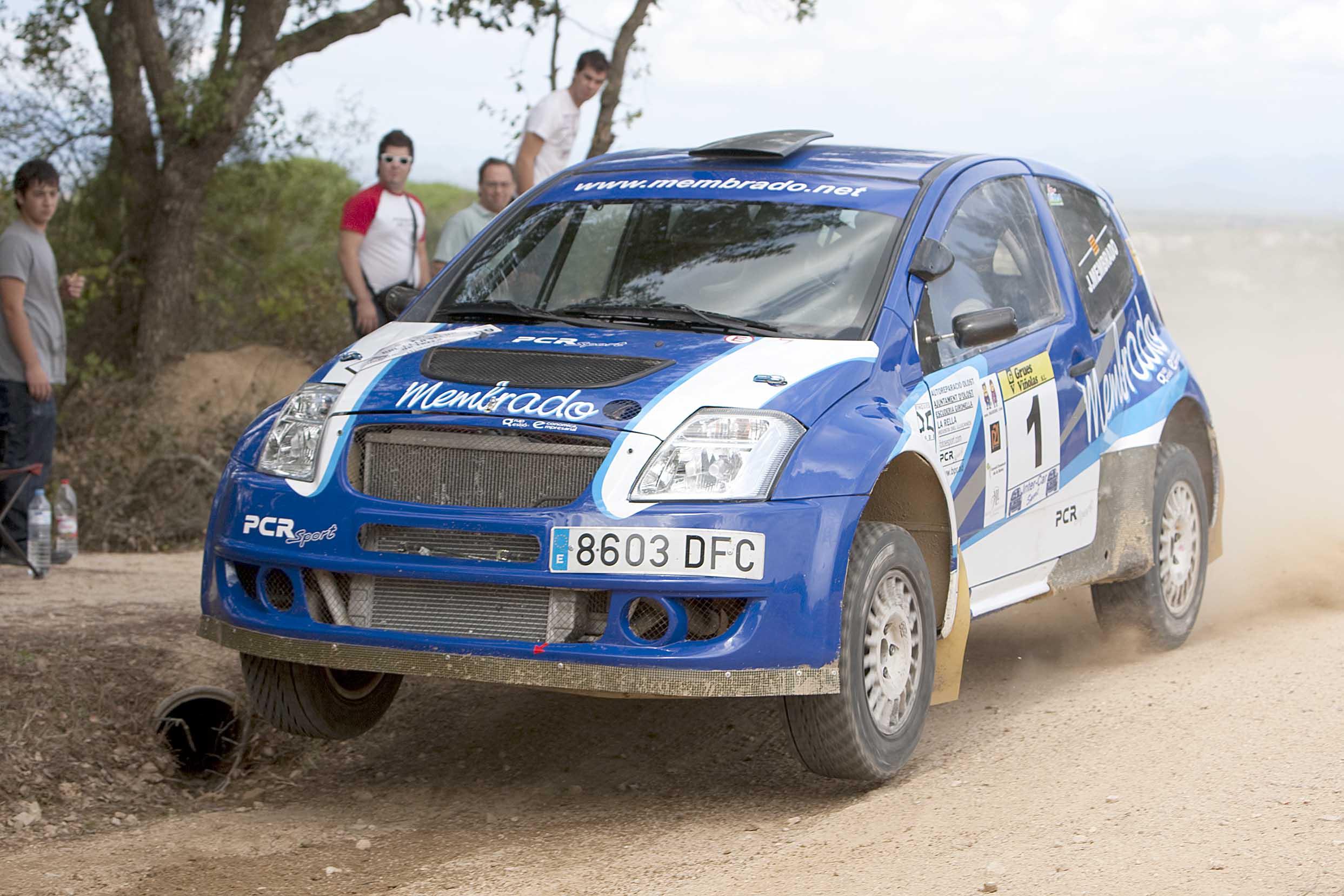 60 años del Rally Costa Brava