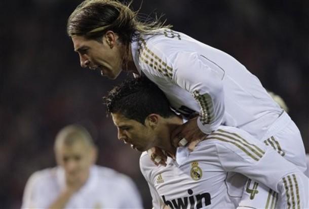 Le Real Madrid à la conquête du titre