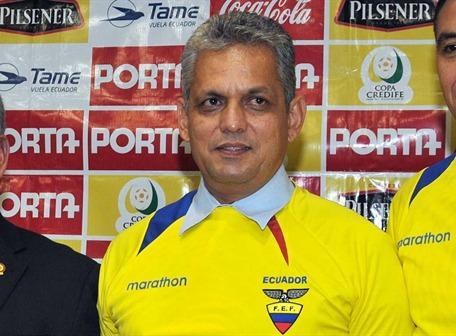 """Reinaldo Rueda: """"Estamos preparados para hacer un buen partido"""""""