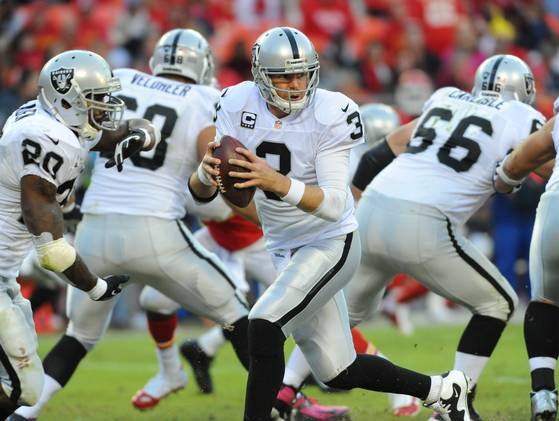 Raiders toma Arrowhead sin oposición