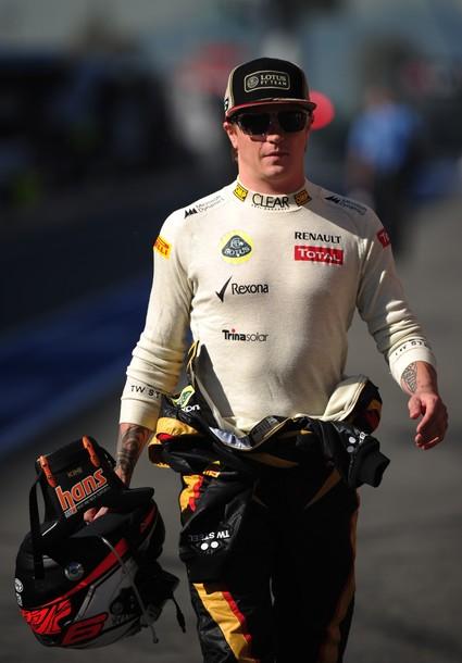 "Räikkönen: ""Esperábamos estar un poco más fuertes"""