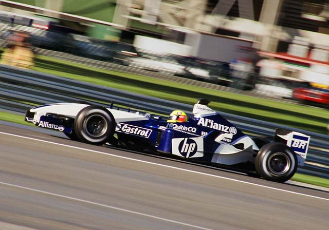 Williams F1 Team - 1998-2005 : Espoirs déçus