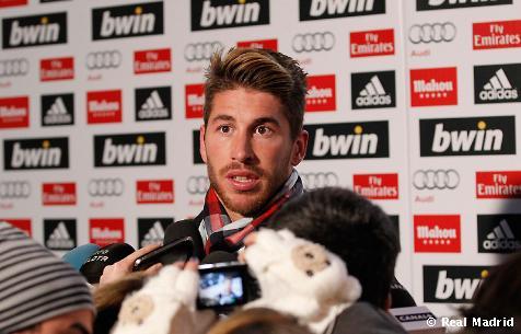 """Sergio Ramos: """"Me voy indignado y mosqueado"""""""