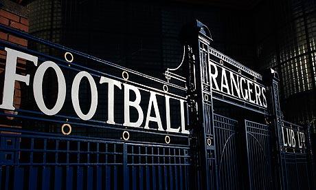 El Rangers, a la Third Division