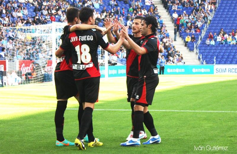 Espanyol - Rayo Vallecano: puntuaciones Rayo Vallecano, jornada 8