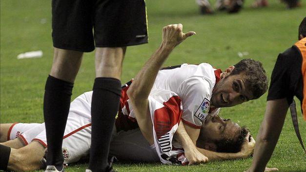 Rayo 1 - 0 Granada: 'Batacazo' en el último minuto