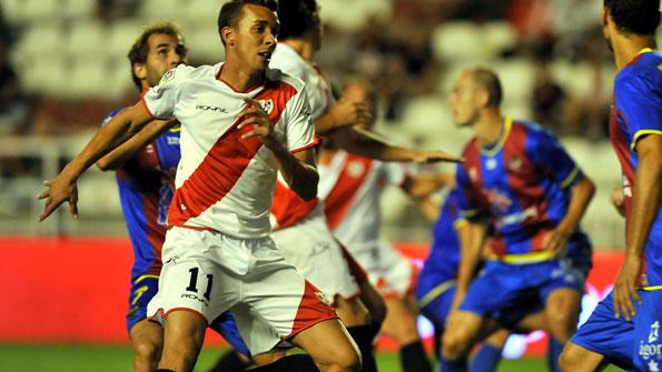 Rayo Vallecano - Levante: jueves liguero para terminar