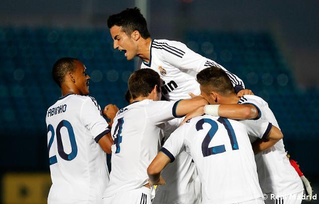 Hércules - Real Madrid Castilla: puntuaciones del RM Castilla, jornada 8