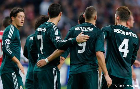 Seis jugadores del Real Madrid, en la lista de nominados al Balón de Oro