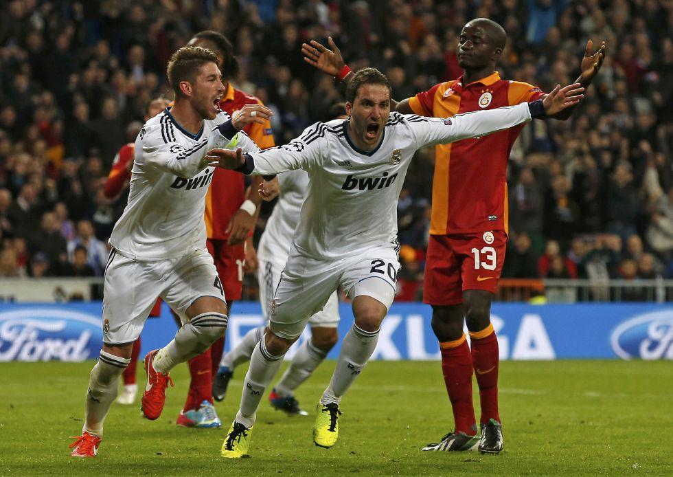 Un Real réaliste souffle un froid à Galatasaray