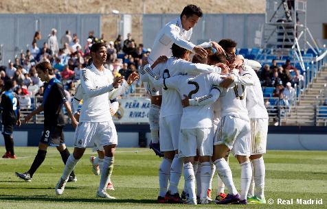 Cádiz - Real Madrid Castilla: el mejor local recibe al mejor visitante