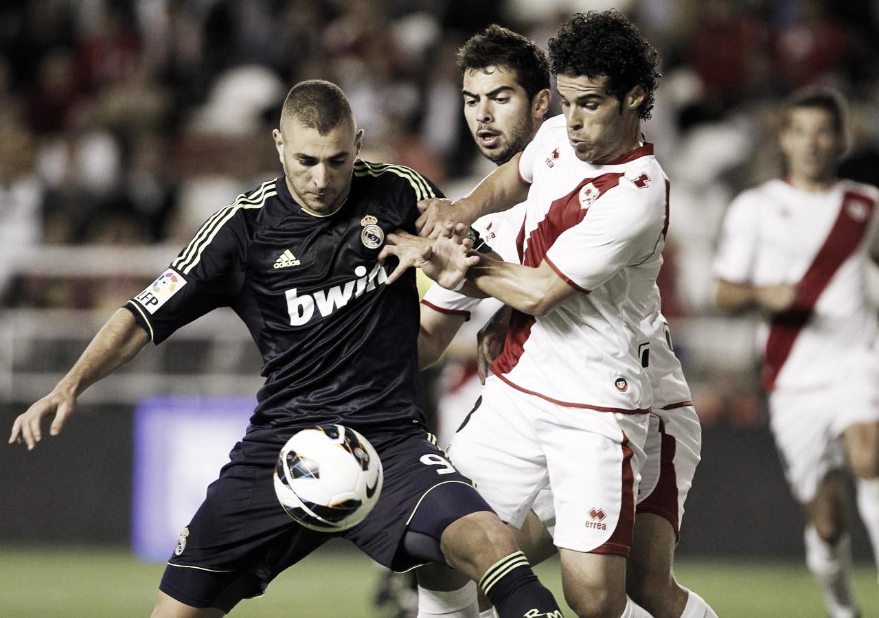 Real Madrid - Rayo Vallecano, así lo vivimos