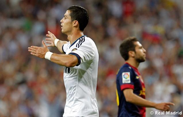 Cristiano Ronaldo, el primero en volver a Valdebebas